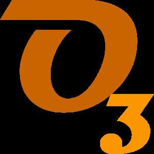 Logotipo O3 - Omnes Omnia Omnino